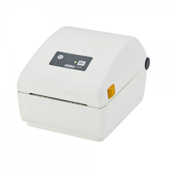 ZD-230d Barcode Εκτυπωτής White