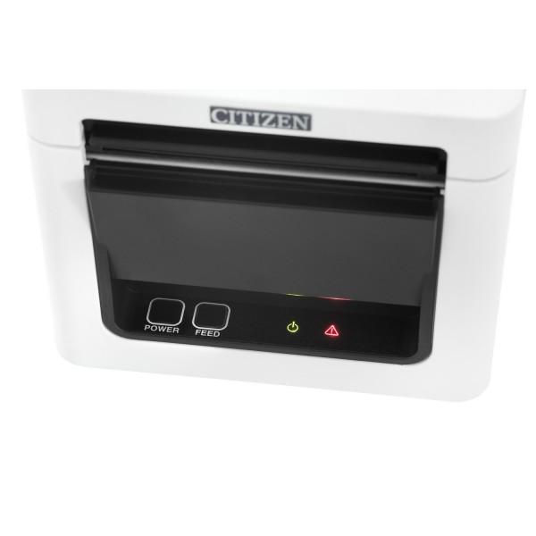 CT-E351 White Θερμικός εκτυπωτής